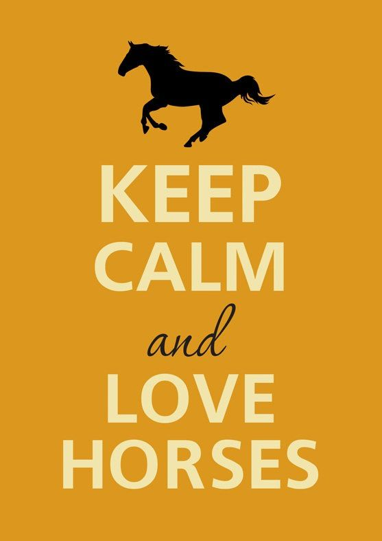 awesome horse wallpapers keep calm - photo #4
