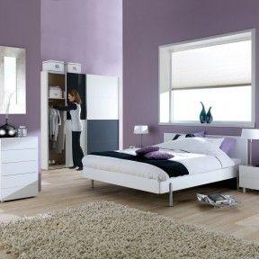 zoek je paarse slaapkamer ideeen