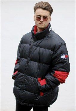 aee31a3e Vintage Tommy Hilfiger puffer jacket from GU24 Sport. | Men fashion ...