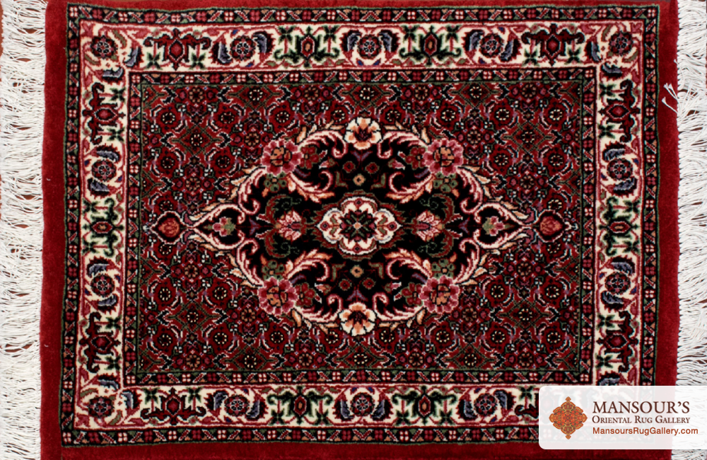 This Is A Beautiful Handmade Rug From Mansour S Persia Iran Bijar 1 9