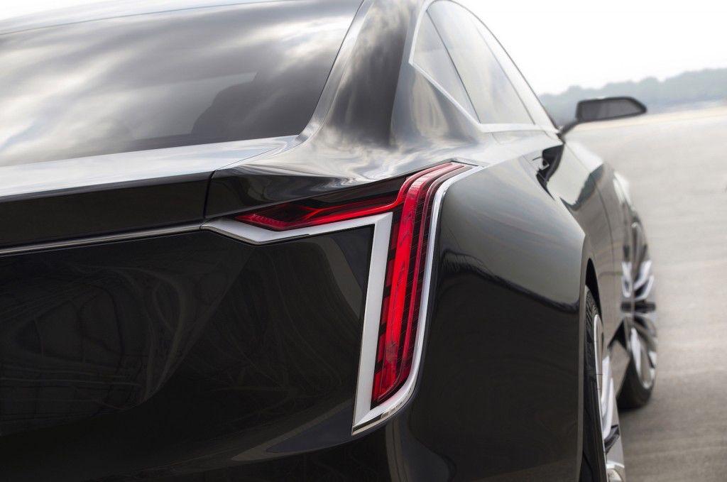 2017 Cadillac Escala Concept Car