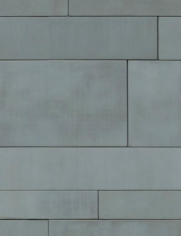 Metal panels zinc aluminium seamless texture pinteres for Exterior glass wall texture