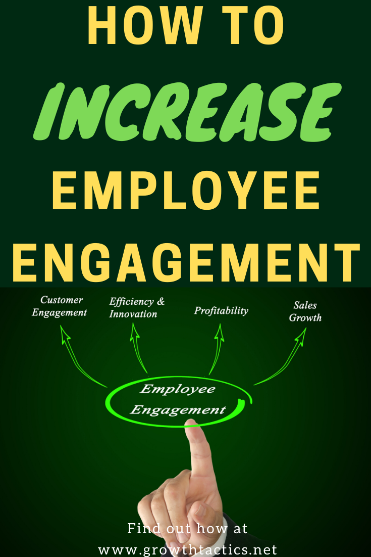 Increase Employee Engagement with 16 Simple Tips in 2020