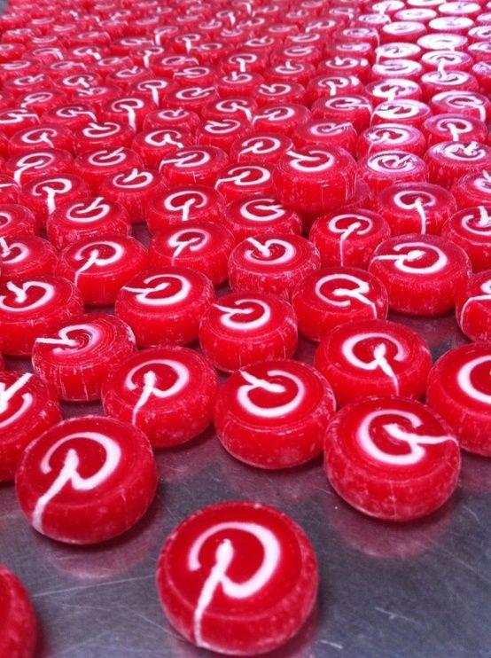 Caramelos de Pinterest. @abrigim