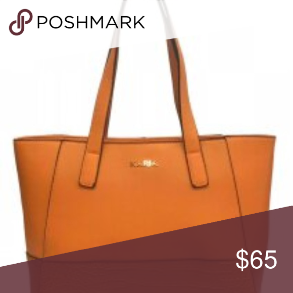 Women S Handbag With Zipper Brand Karia Style Elegant Color Honey And Light Brown Bags Shoulder