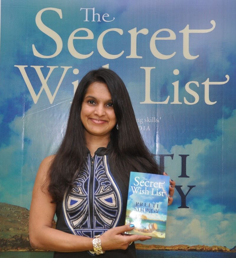 The Secret Wish List Book Pdf