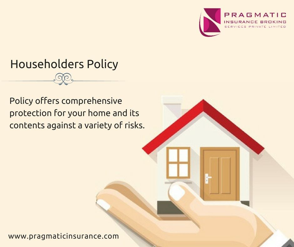 Householder Policy Policy Offers Comprehensive Protection For