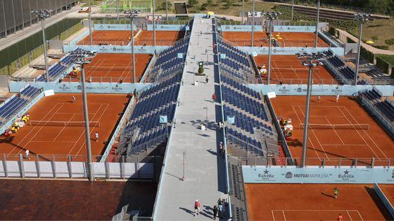 The Caja Mágica prepares to host the Junior Davis Cup and Fed CupLa Caja Mágica se prepara para albergar la Copa Davis y la Copa Federación Junior