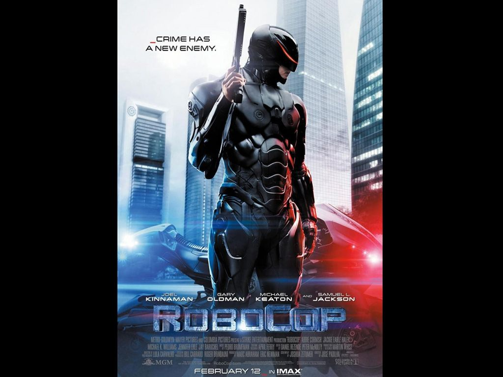 DaeTube Robocop Wallpaper Hd Movie Picture And Background