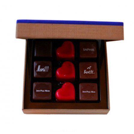Selection Gourmande Pour La Saint Valentin Chocolate Luxury