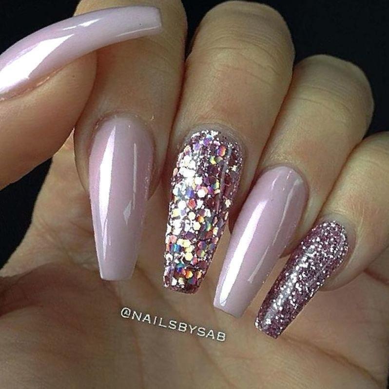 28 Very Good Nail Designs For Long | Nails | Pinterest ...
