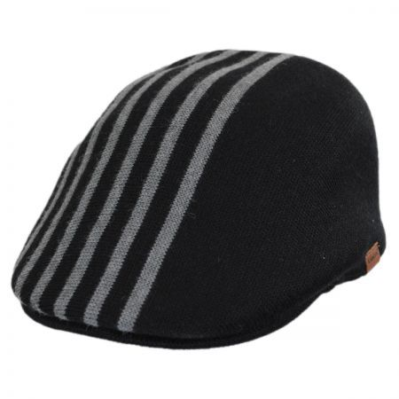 Kangol Marl Stripe Wool Blend 507 Ivy Cap Kangol Hats Kangol Hat Shop