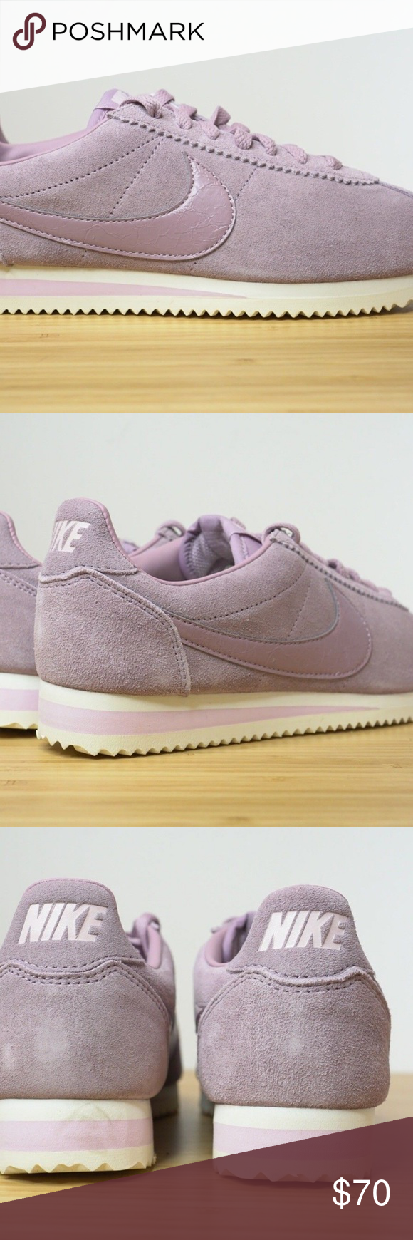 03bdbad6b4e7c Nike Classic Cortez Suede Womens Shoes AA3839-600 CONDITION  Brand New with  Box