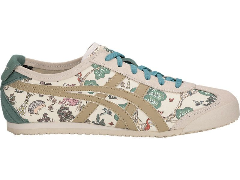 Japanese Craftsmanship Meets Fine Detail And Iconic British Design With The Onitsuka Tiger Made With Liberty F Tiger Shoes Onitsuka Tiger Sneakers Men Fashion