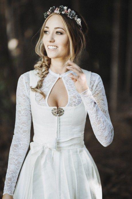 AlpenHerz Hochzeit Kollektion 2019 / 2020 – Vivian Kir