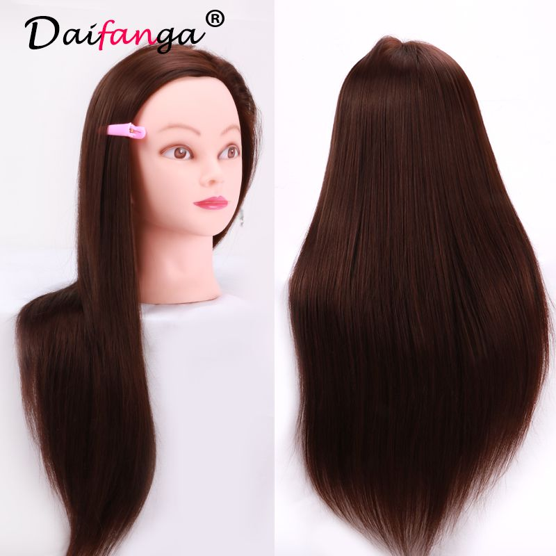 Professional Hair Styling Head Manikin Female Dummy Mannequin Head Wigs Natural Animal Hair Mannequin Head Hairdresser Hea Hair Mannequin Hair Styles Head Hair
