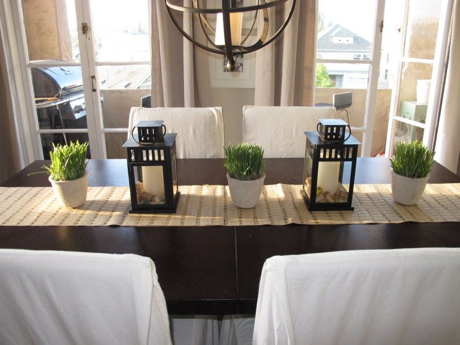 everyday table centerpieces google search - Dining Room Table Decor