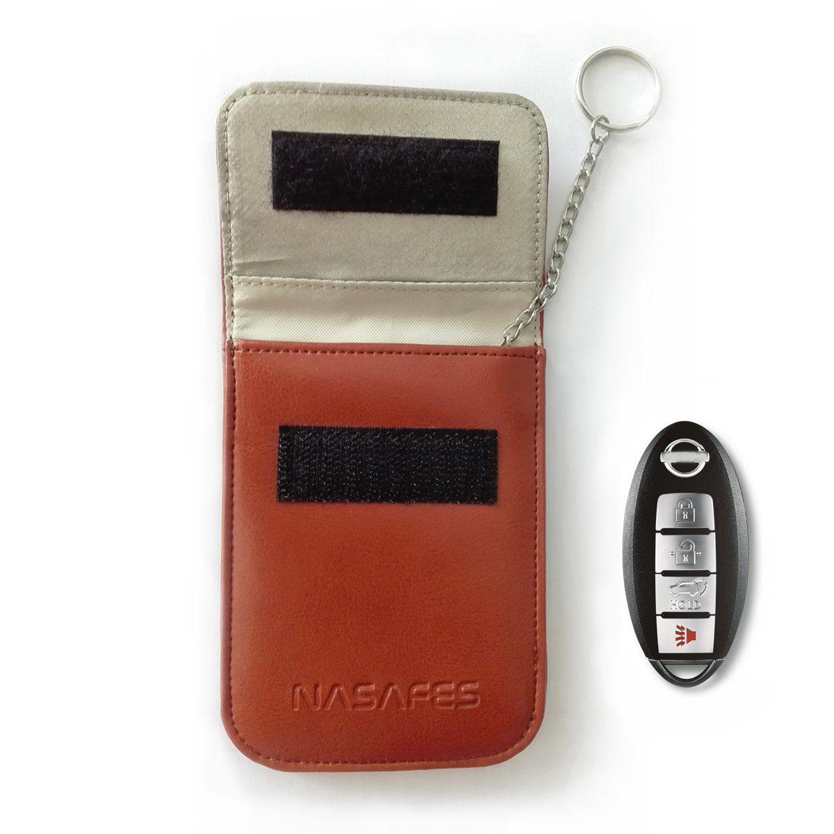 key fob holder \u2013 rfid signal blocking bag \u2013 protect against signal