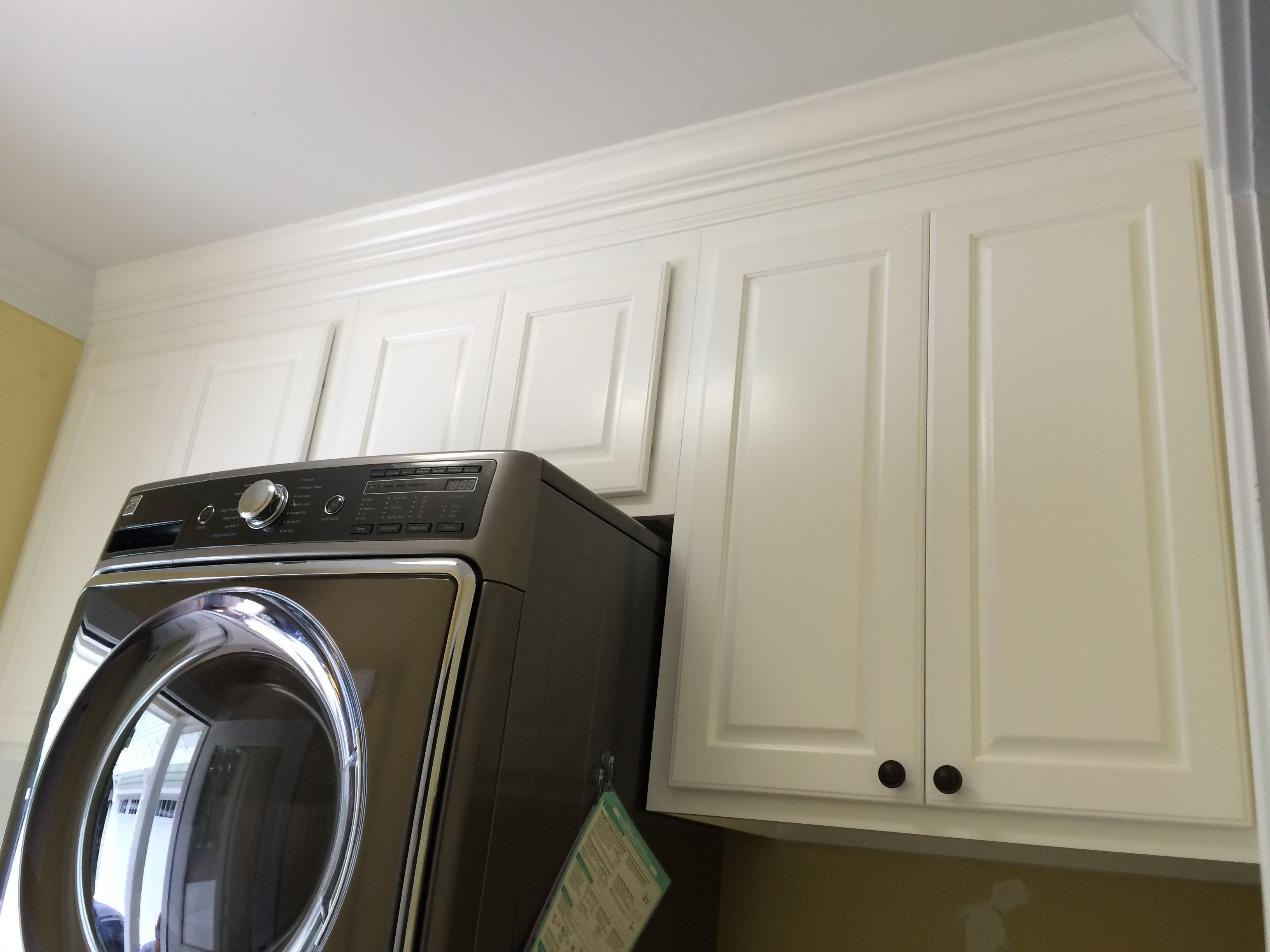 Laundry Room Cabinets by Woodmaster