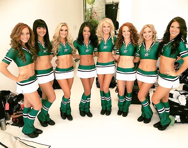 Pin By Jim Lansin On Dallas Stars With Images Dallas Stars Ice Girls Hot Cheerleaders Ice Girls