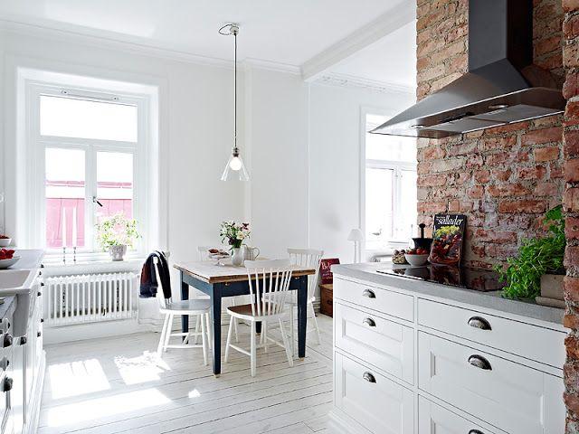 my scandinavian home: Kitchens