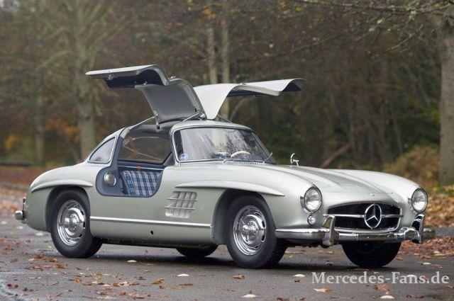 Mercedes-Benz Klassiker: wertvolle Sterne :  Altes Blech ist das neue Gold: Unter den 20 Modellen im Oldtimer-Index (OTX) mit der höchsten Wertentwicklung sind zehn Mercedes-Benz – Sternstunde