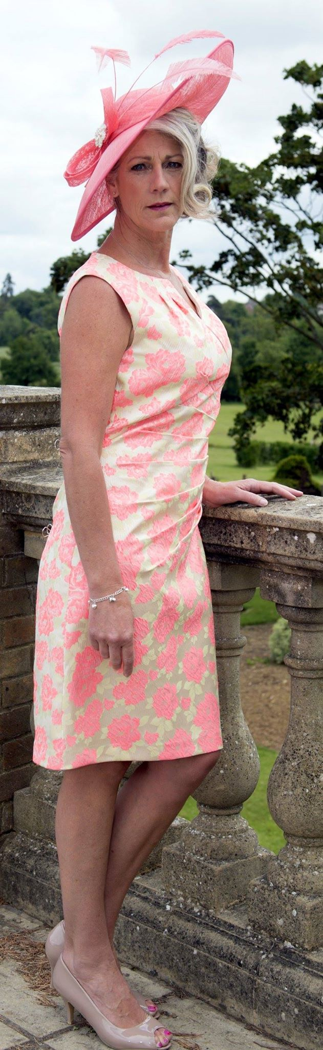 Pastel Pink Elegance - Mother of the Bride Dress! Beautiful ...