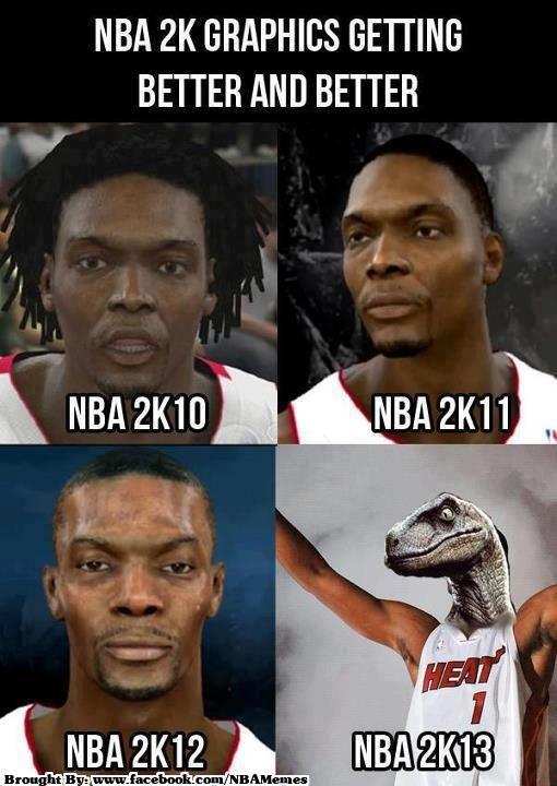 Chris Bosh hahahahahahhahahahaha | NBA Memes | Funny