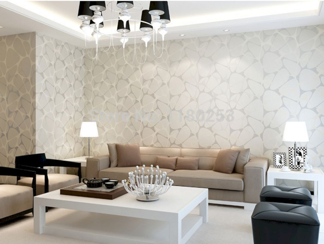 Living Room Wallpaper Discover The Latest Fashion For The Wall Discover Wallpaper Living Room Accent Wall Accent Walls In Living Room Wallpaper Living Room