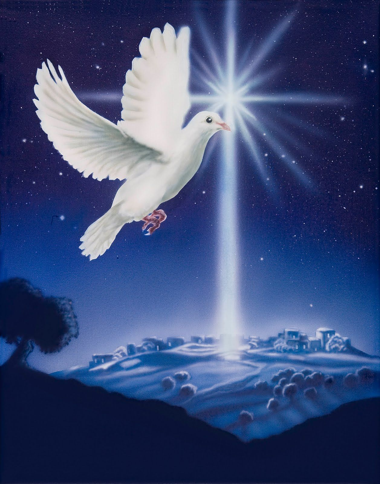 Wednesdayimageswithdoves 2nd Annual Christmas