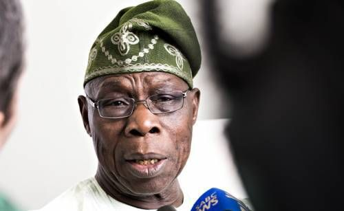 [News] Africa is rich but poorly managed says Obasanjo