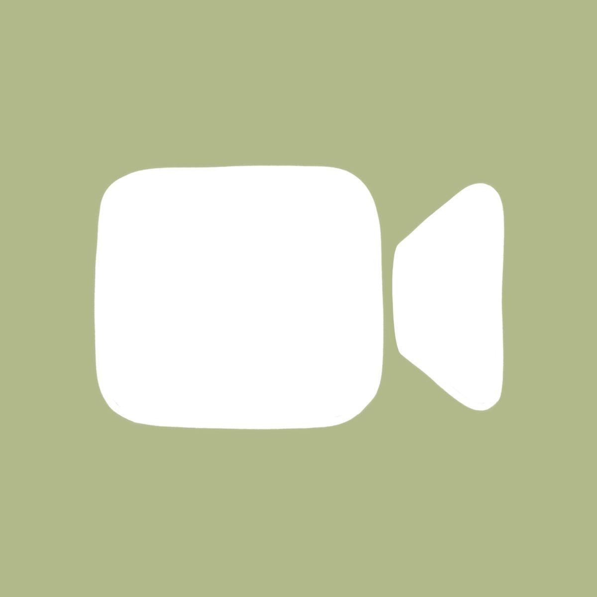 Facetime App Cover App Covers App Icon Sticker App