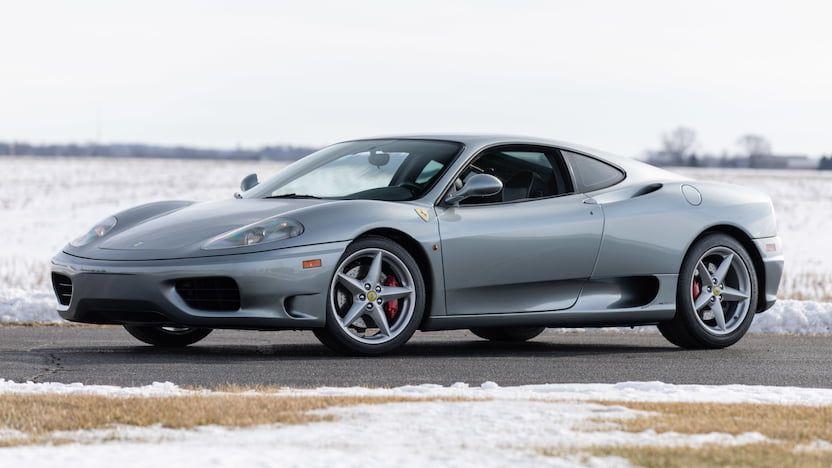 2001 Ferrari 360 Modena T114 1 Glendale 2020 Ferrari 360 Ferrari Modena