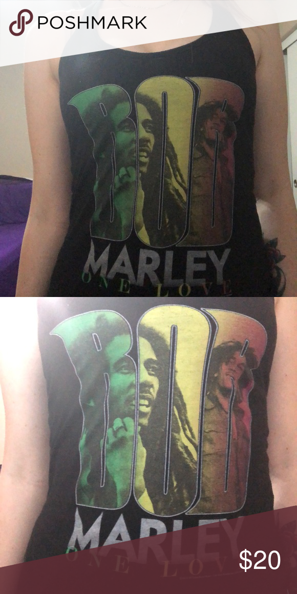 Bob Marley Tank Top Marley Bob Marley Tank Tops