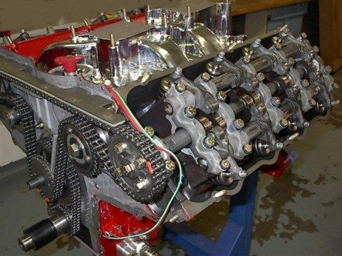 Ford 427 Cammer Engineering Ford Performance Engines