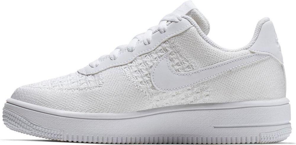 Nike Sportswear Sneaker 'Air Force 2.0' Damen, Weiß, Größe