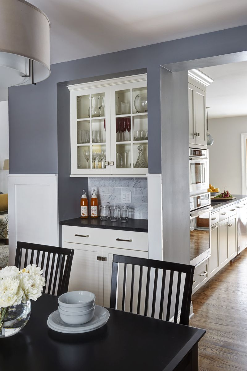 Glen Ellyn Townhouse Transformed - The Kitchen Studio of Glen Ellyn ...