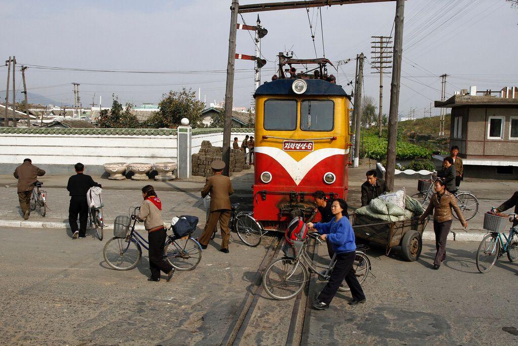 Hamhung train
