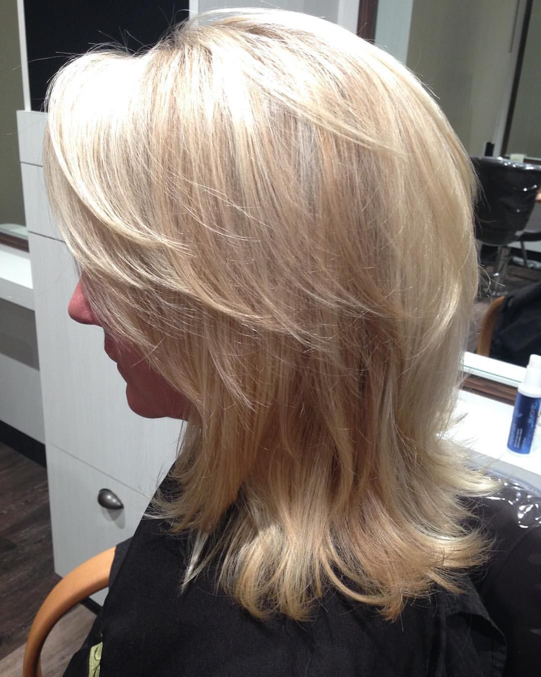 B r i g h t beautiful highlights done by kamen at our dulles