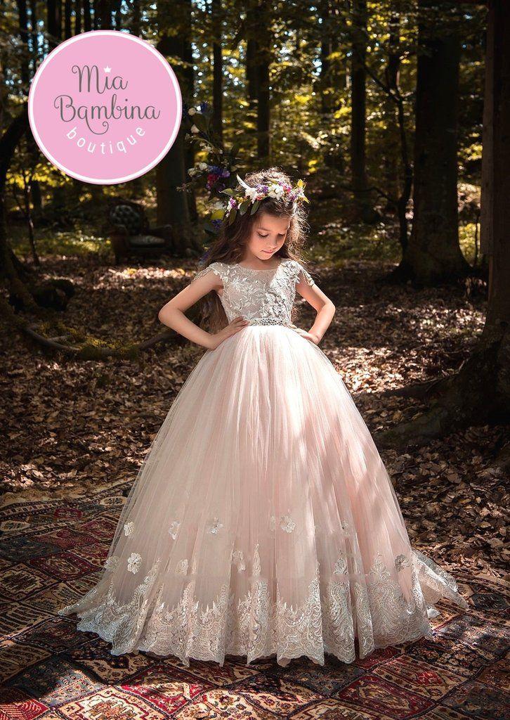 Flower Girl Dresses Bergamo   Brautkleider für kinder ...