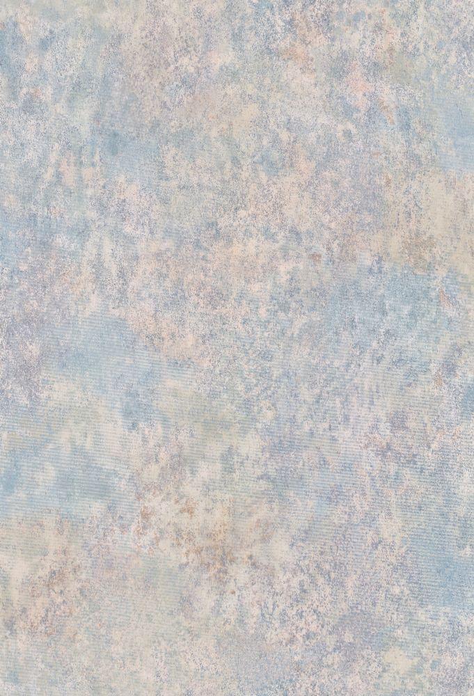 Fresco by Osborne & Little Blue / Plaster Wallpaper