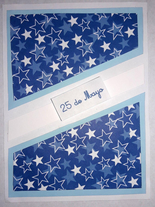 Tarjeta Patria Tarjetas De Aniversario Tarjetas De
