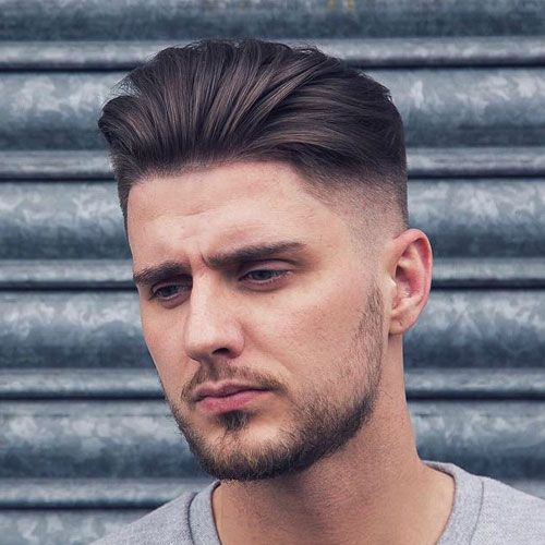Best Hairstyles For Round Faced Men