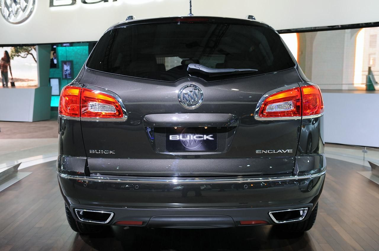 2013 Buick Enclave Buick Enclave Buick Enclave