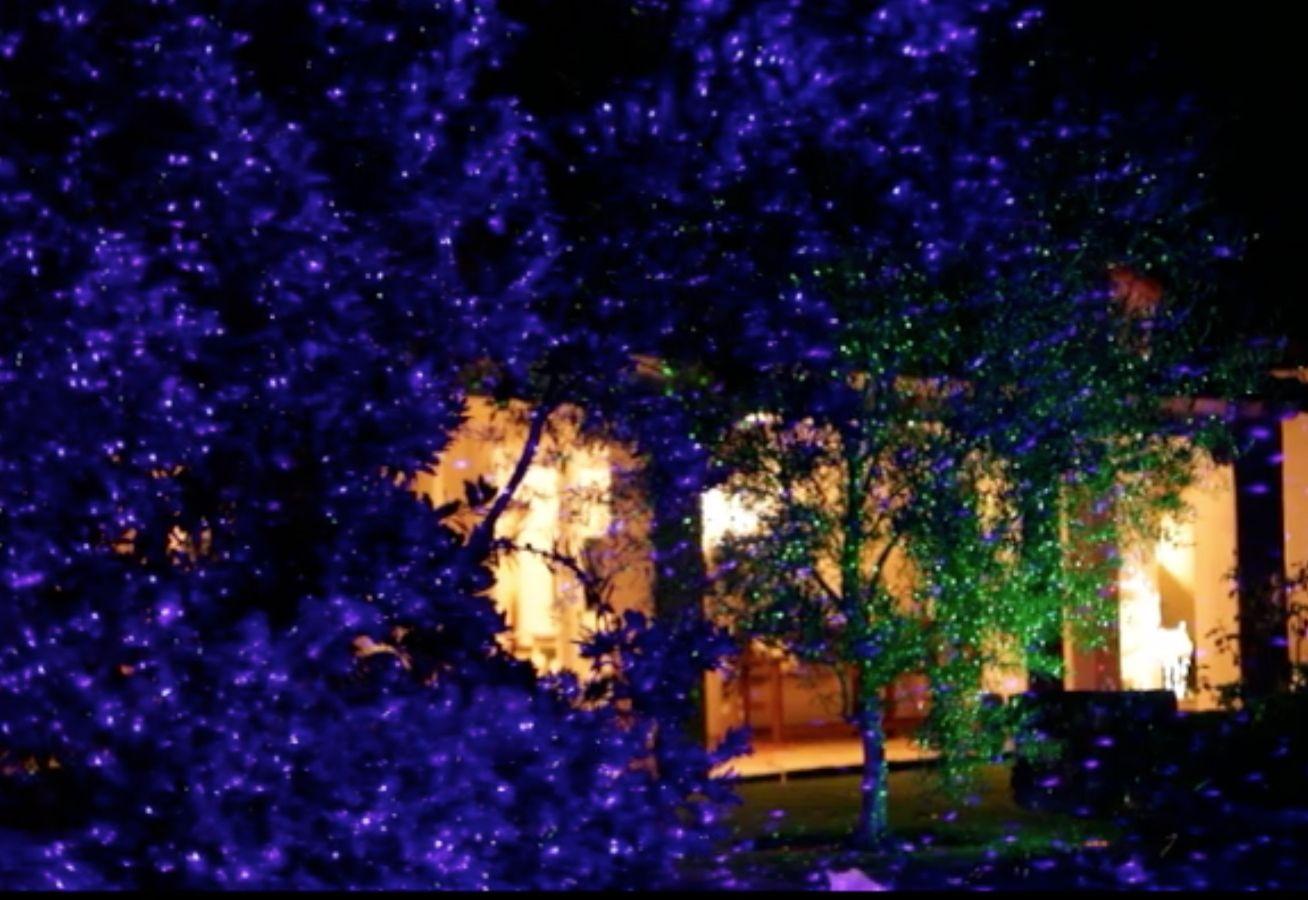 Bliss Lights Outdoor Globe Lights Globe Lights Laser Lights