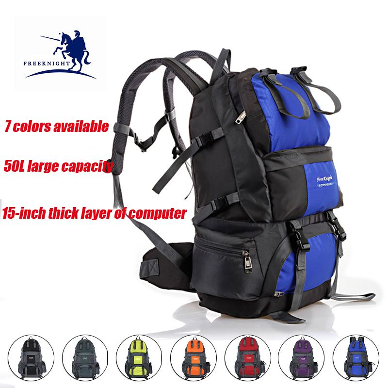 >>>Are you looking for7 Colors Backpacks High Quality Nylon 50L Men's Waterproof Travel Mountaineering Bags Leisure Women Backpack Backpacker7 Colors Backpacks High Quality Nylon 50L Men's Waterproof Travel Mountaineering Bags Leisure Women Backpack BackpackerBest...Cleck Hot Deals >>> http://id190738462.cloudns.ditchyourip.com/32612380645.html images