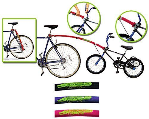 Trail Gator Child Bike Tow Bar Amazon Coupons 35 Off Pinterest