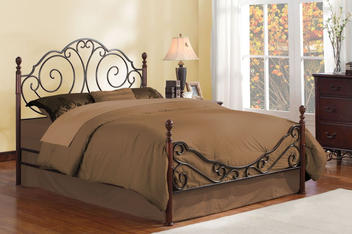 Lena from GardnerWhite Furniture Bed, White furniture