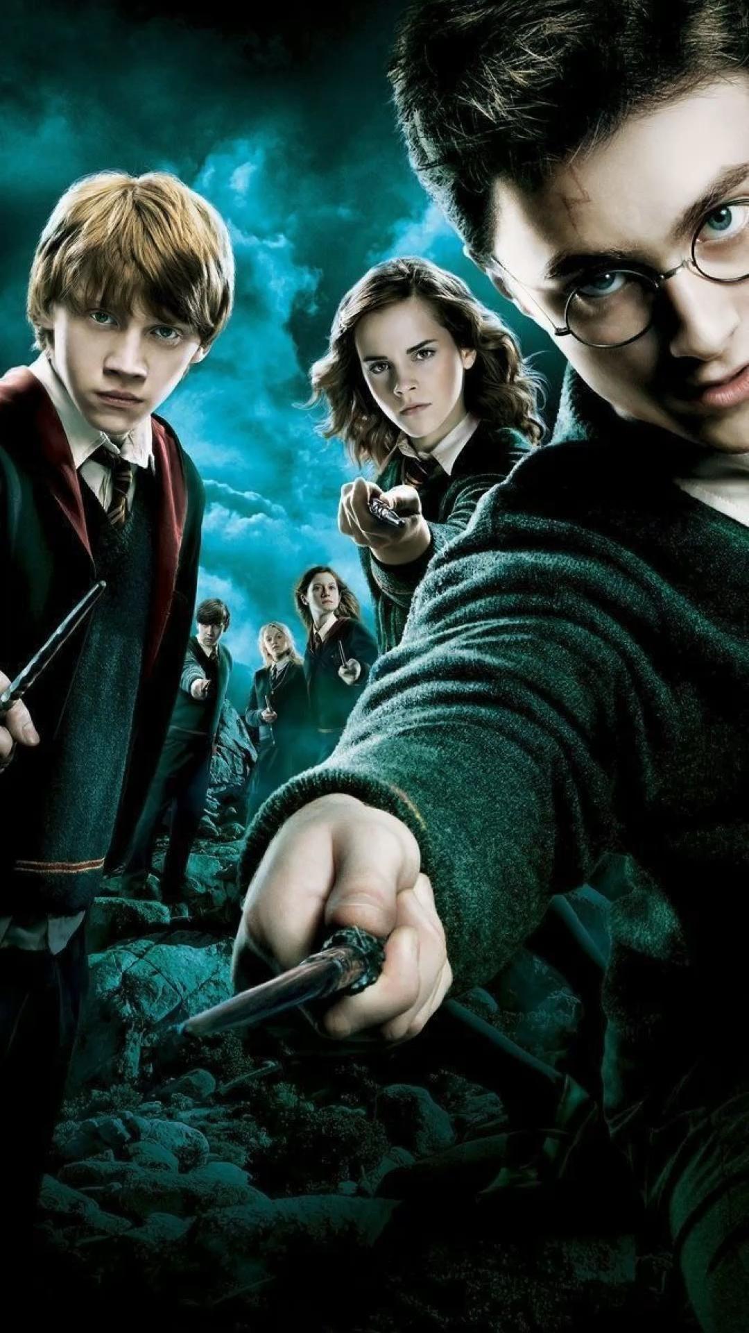 Harry Potter ❤️🔥