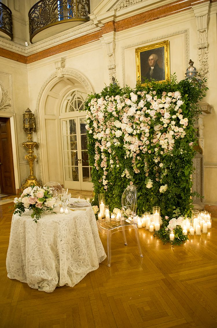 Fine Flower Wall Decoration For Wedding Pictures - The Wall Art ...